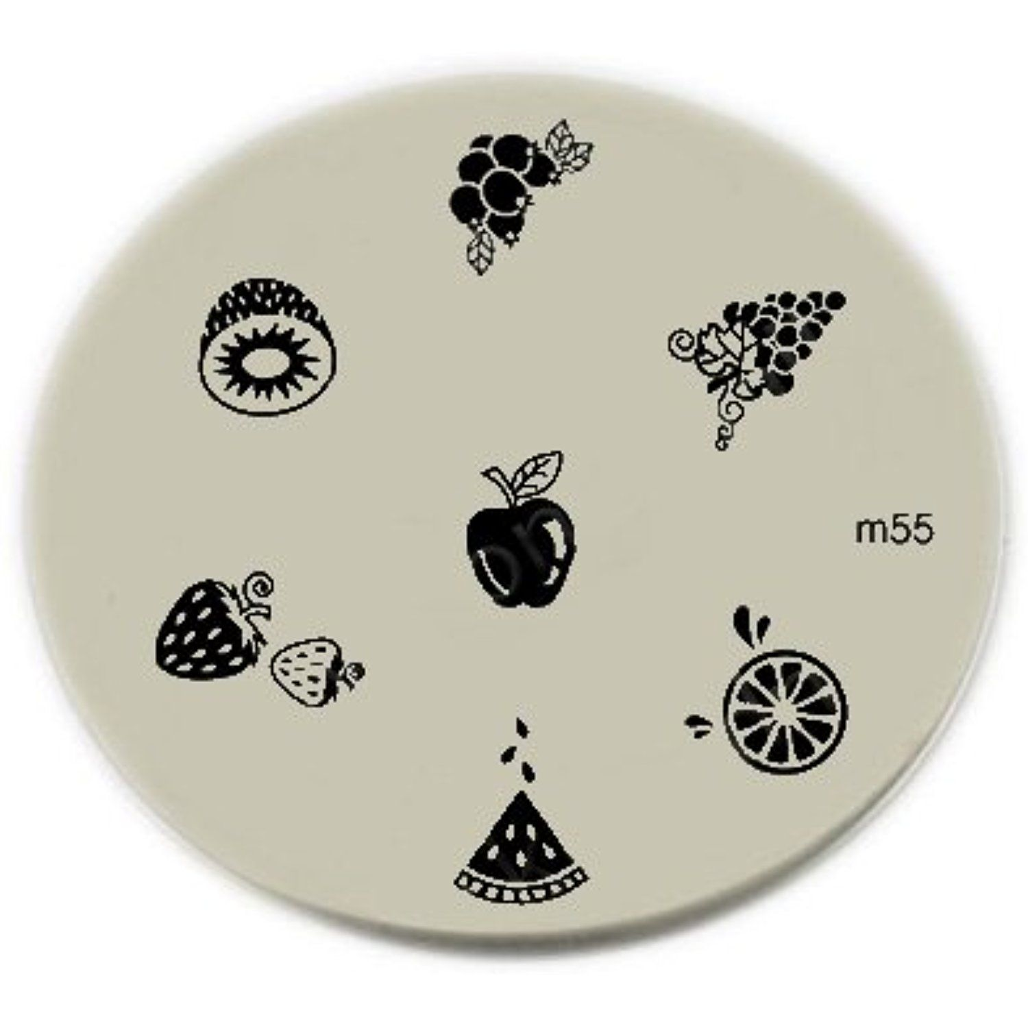 Konad Stamping Nail Art Image Plate - M55 *** You can get more ...