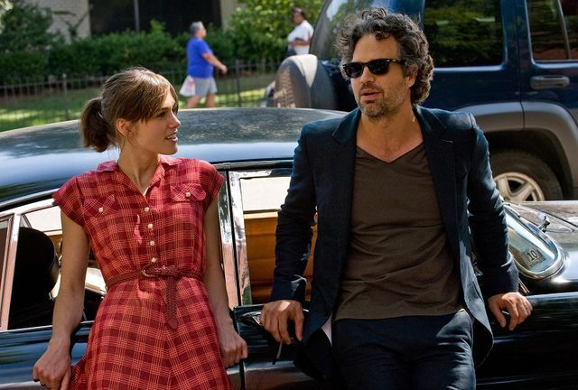 Keira Knightley Mark Ruffalo