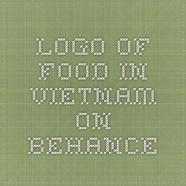 Logo of Food in VietNam on Behance