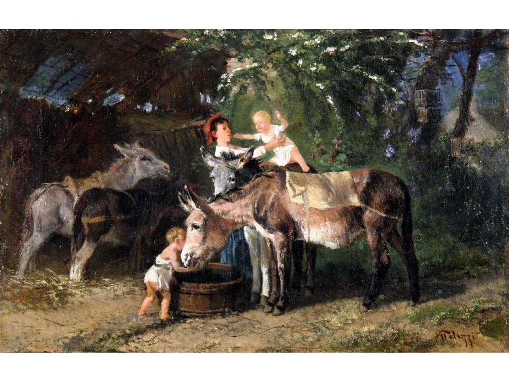 Palizzi Giuseppe 1812 -  1888