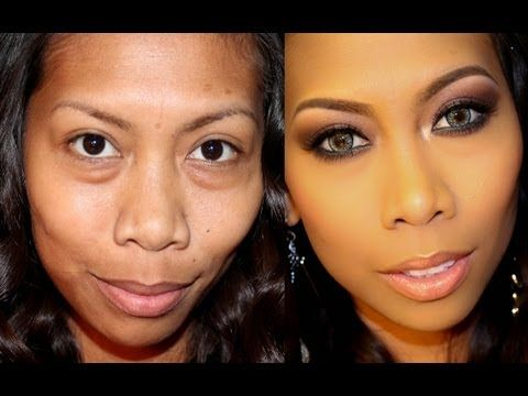 ▶ Foundation Routine - YouTube. The transformative power of makeup. Takes you from haven't slept in days to flawless!