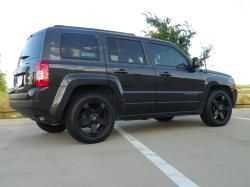 Black Rims Jeep Patriot 2011 Jeep Patriot Jeep Patriot Sport
