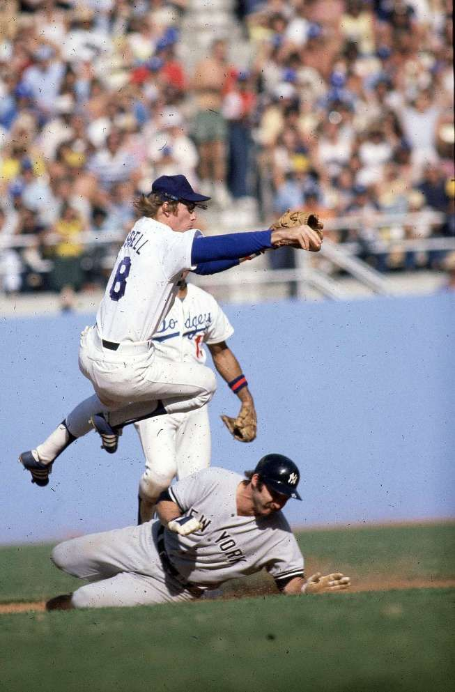 Bill Russell, Los Angeles Dodgers
