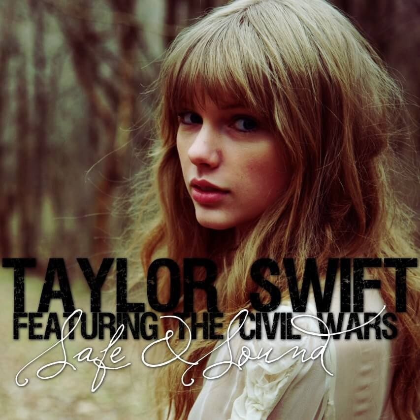 Safe and Sound Guitar Chords - Taylor Swift feat. The Civil Wars ...
