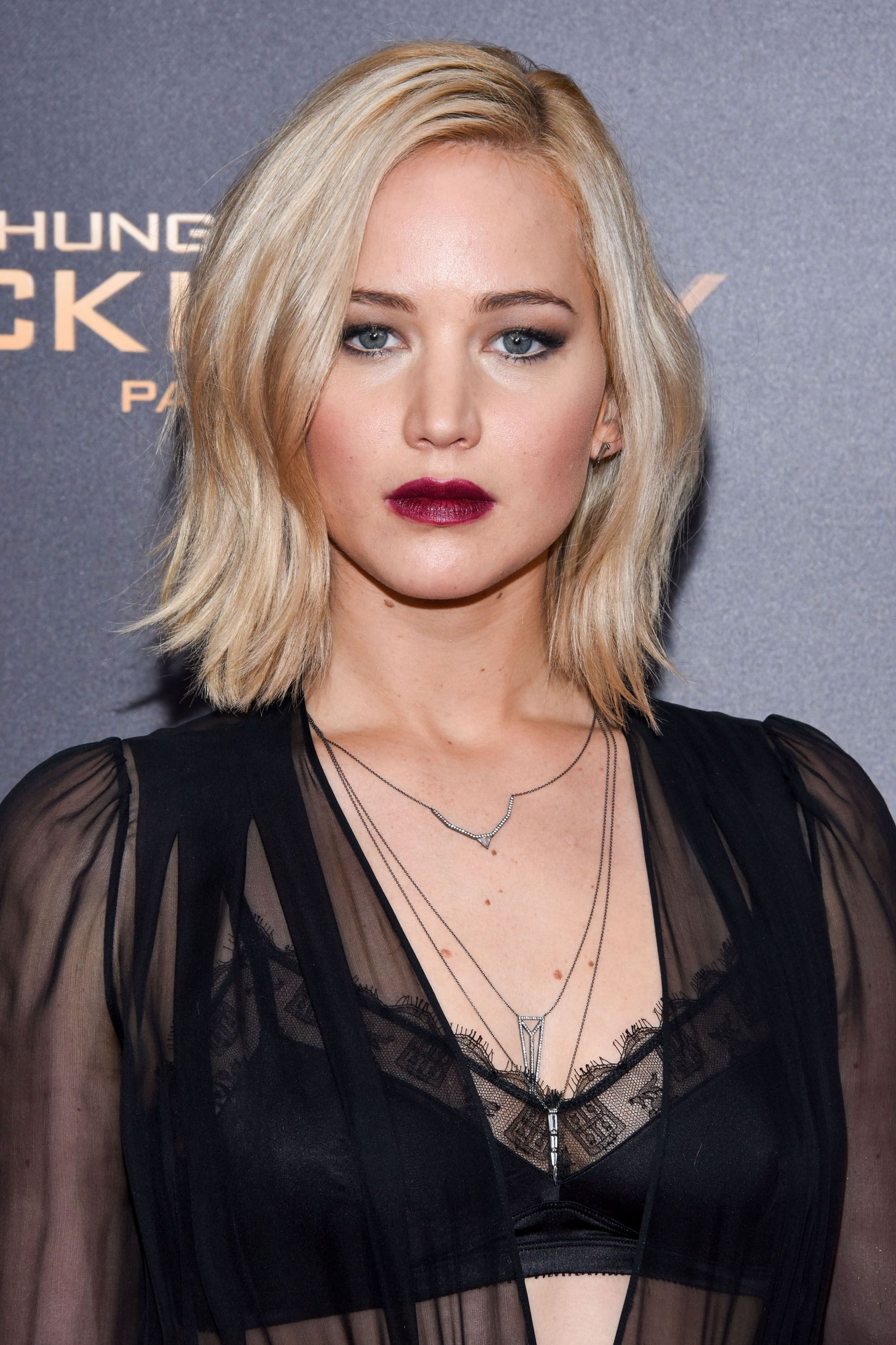 Act 9 Coiffure Jennifer Lawrence 39s Beauty Transformation Through The