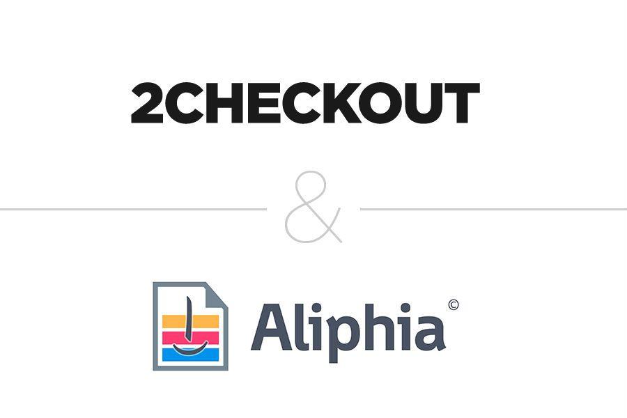 Aliphia & 2Checkout