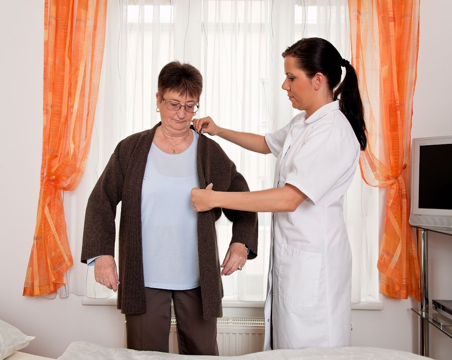 Benefits and of increased home care worker