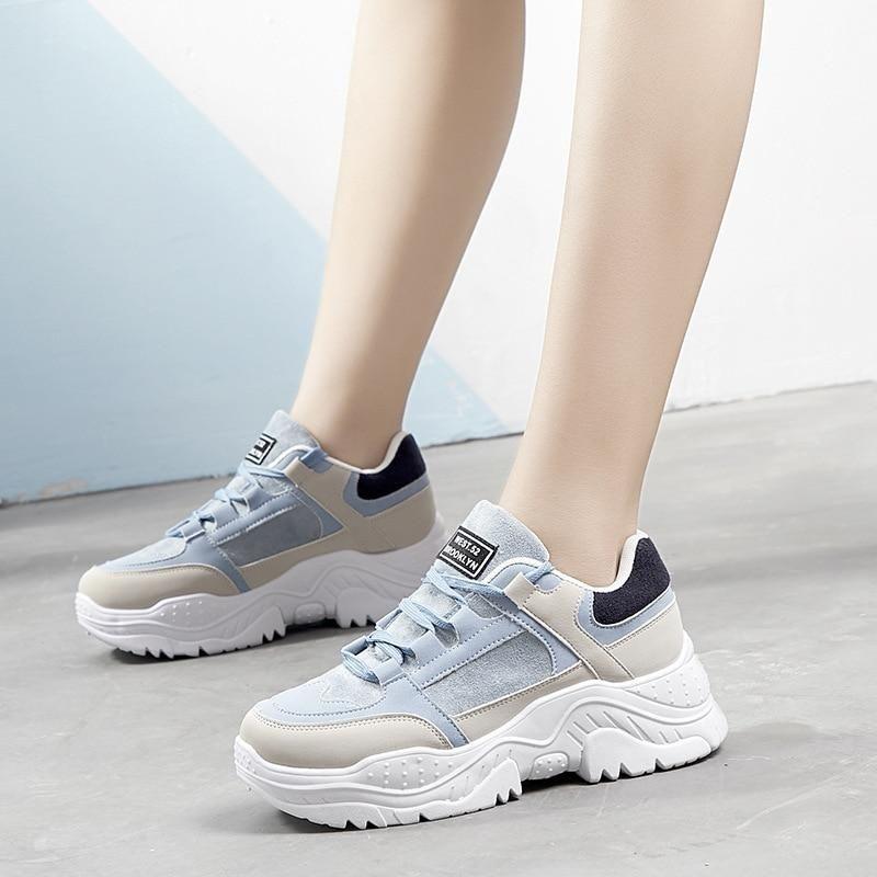 Female Sneakers Women Fashion Casual