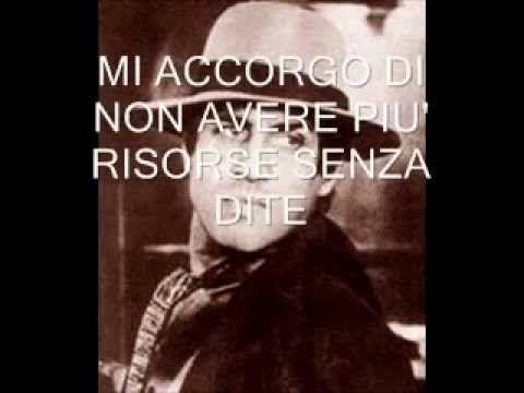 Adriano Celentano - Azzurro testo