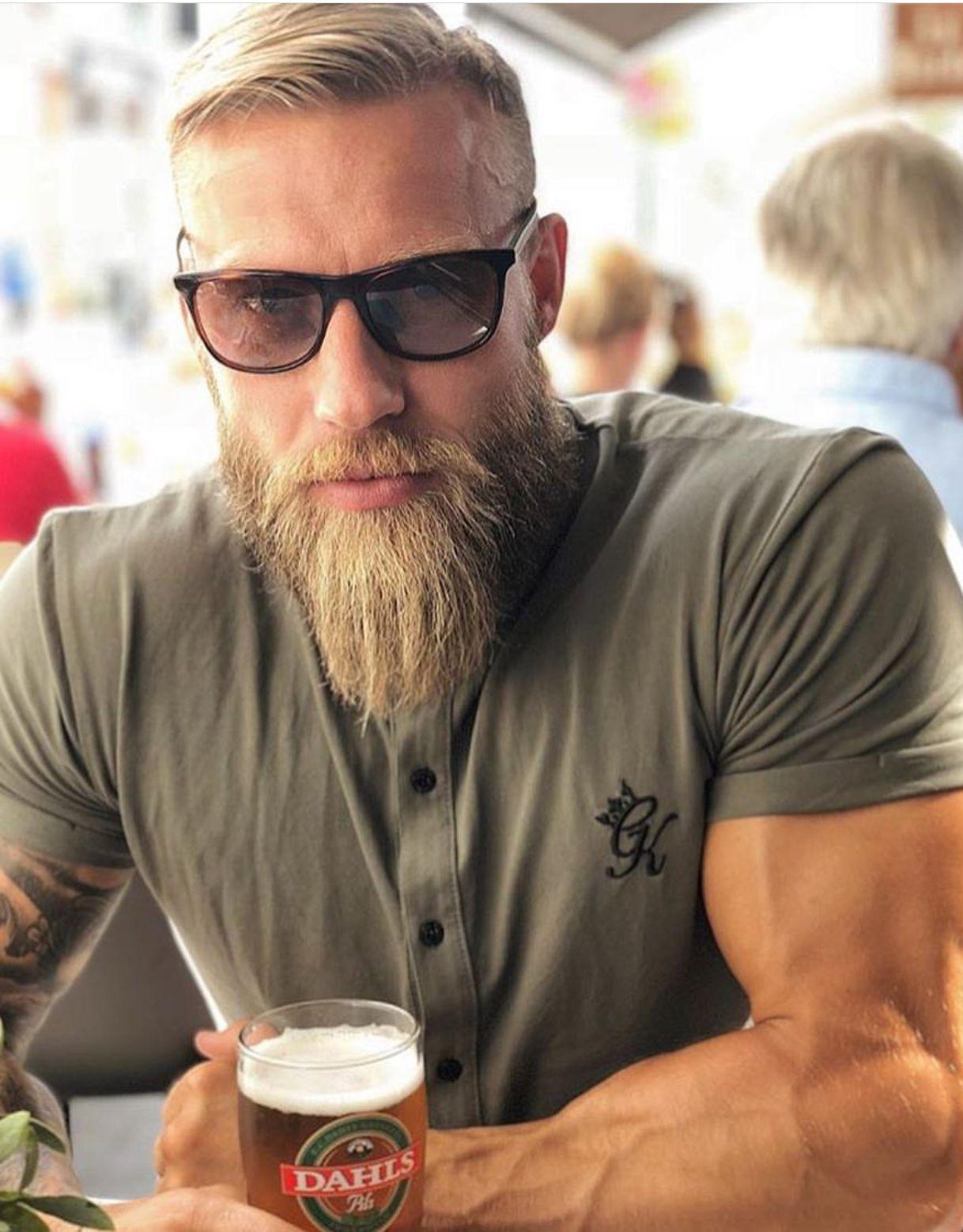 Pin By Raysham On The Rugged Man Viking Beard Beard