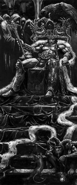 Sigmar Empereur, par (auteur inconnu), in Warhammer Battle, par Games Workshop