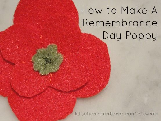 remembrance day poppy - ❈ www.pinterest.com/WhoLoves/Rememberance-Day ❈ #RememberanceDay #Armistice Day #PoppyDay