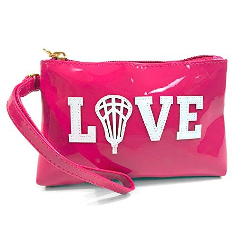 Love Lacrosse Rylee Wristlet