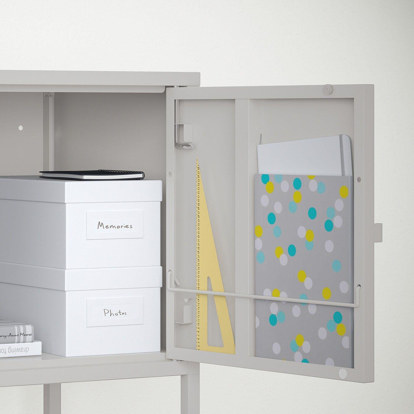 Lixhult Schrankkombination Grau Ikea Osterreich In 2020
