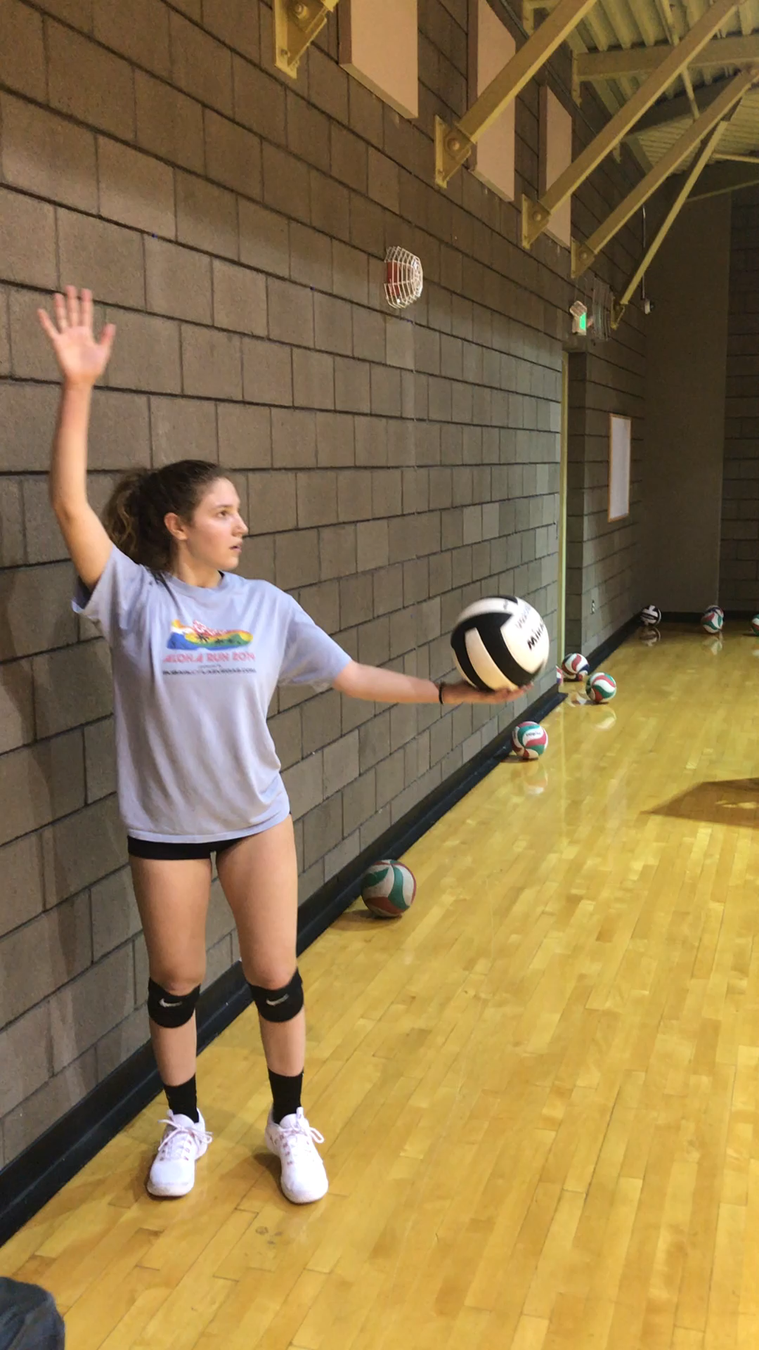 Serving Volleyball Drills Video Volleyball Drills Volleyball Workouts Coaching Volleyball