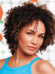 Pin Em Curly Hair