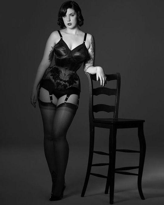 girdles in vintage Ebony girl