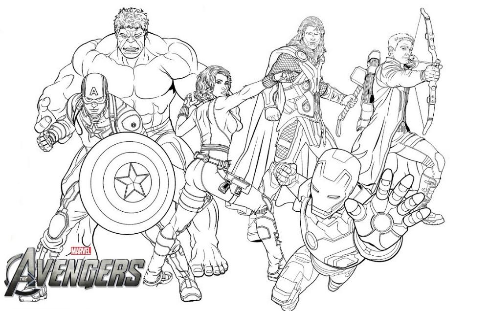 Marvel Avengers Boyama Sayfasi 12 Cerca Con Google Disegni Da Colorare Disegni Supereroi