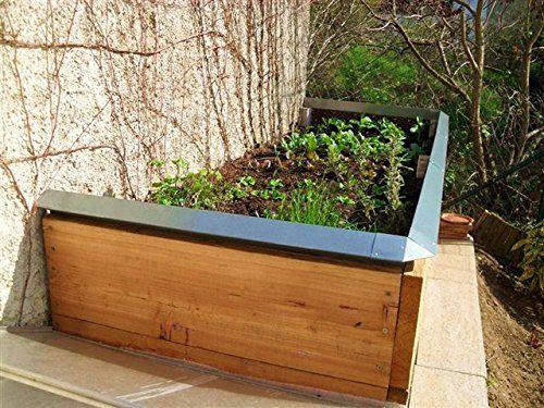 schneckenzaun vergleich metall kupfer kunststoff garten pinterest garten zaun und. Black Bedroom Furniture Sets. Home Design Ideas