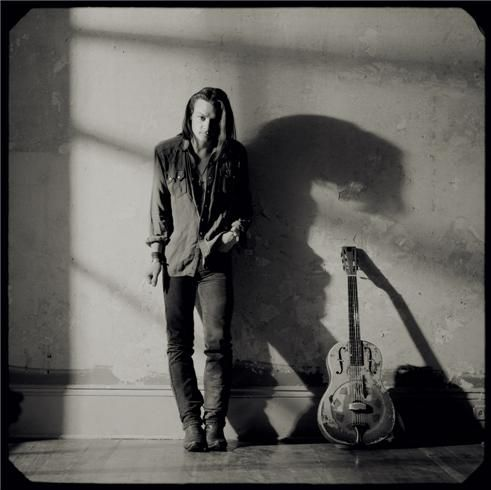 Chris Whitley I loved his recording Poison Girl