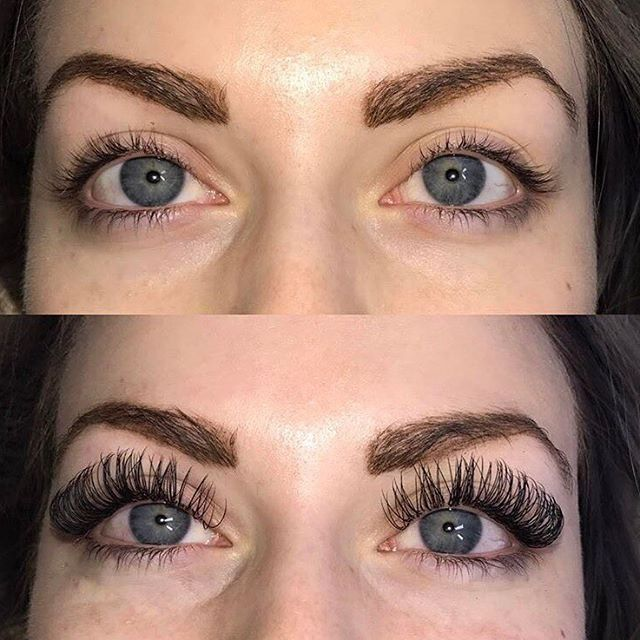 3b6a155cb89 From subtle to bold, eyelash extensions are the way to go! Customize your  eyelash extensions with our lash expert and never use mascara again!