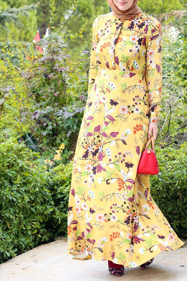Autumn Flower Dress Ic Clothes Online