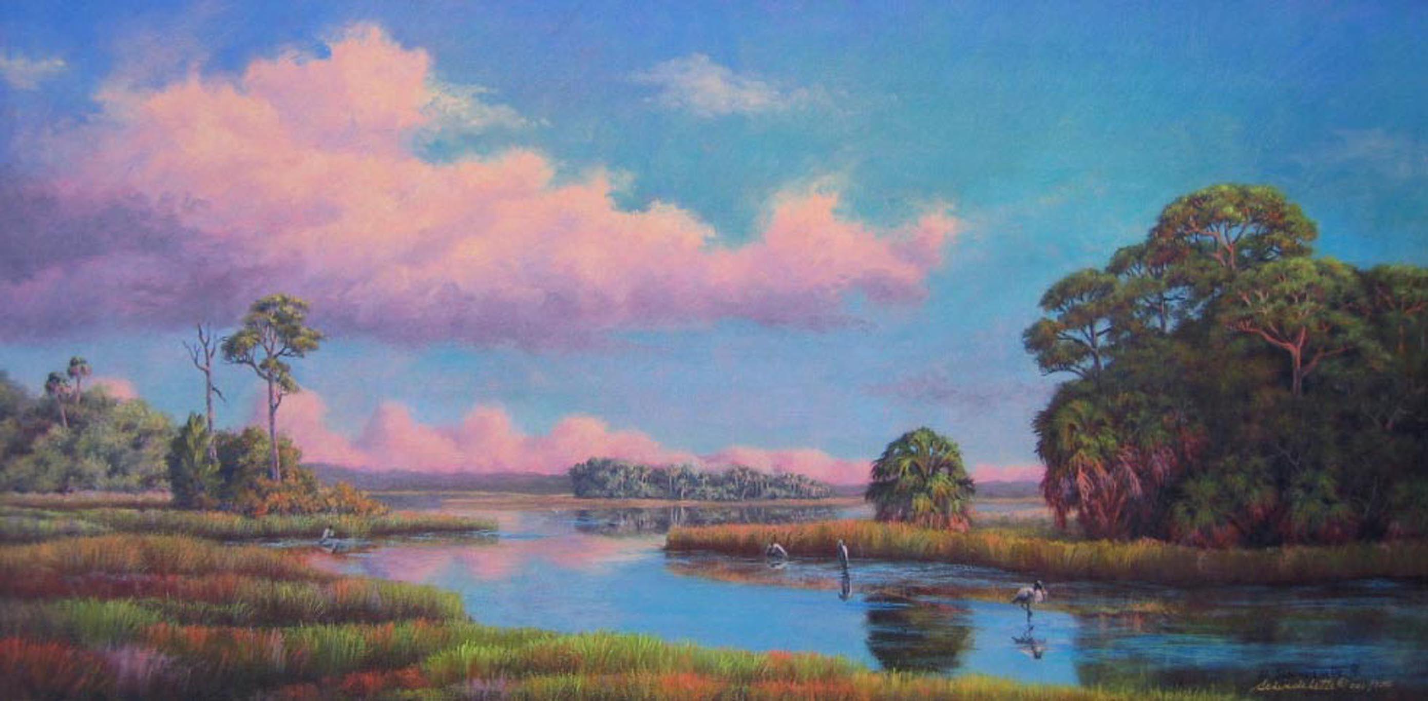 oil paintings natural florida