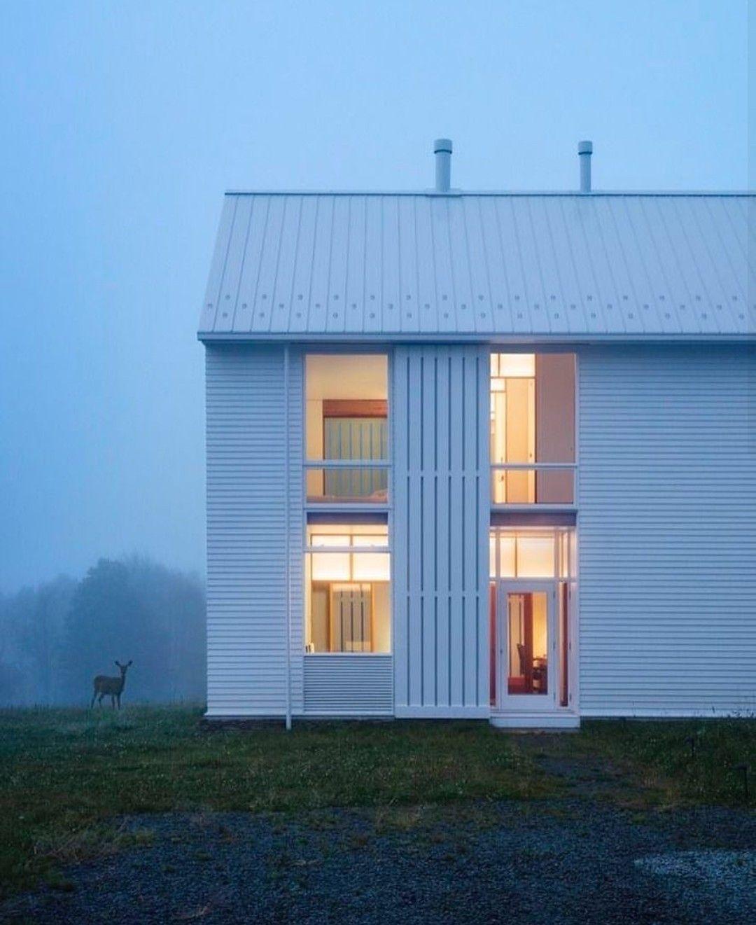 Image 9 Of 13 From Gallery Pennsylvania Farmhouse Cutler Anderson Architects Photograph By David Sundberg ESTO