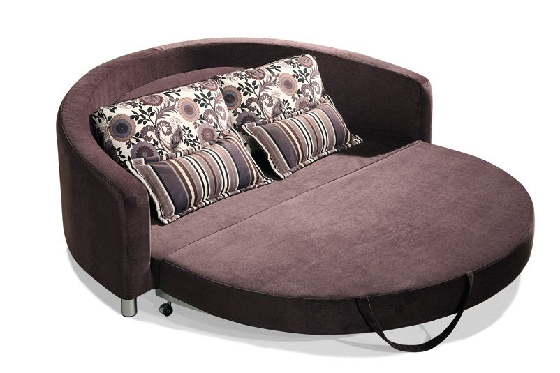 Hot Item Round Sofa Bed 9069 With