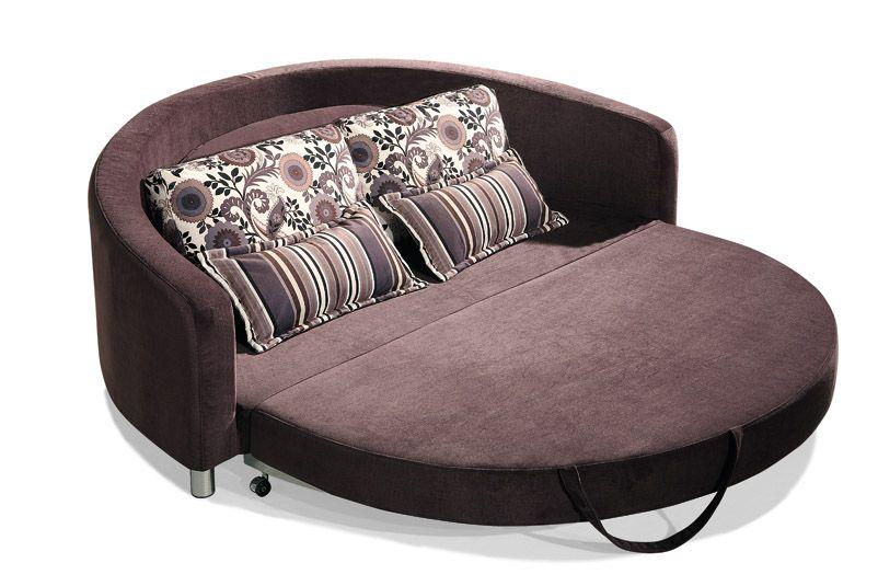 Hot Item Round Sofa Bed 9069 Round Sofa Round Couch Circle Sofa