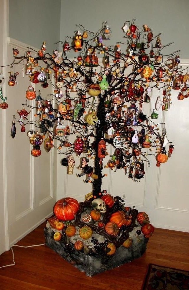 Cheap and easy indoor halloween decorating ideas