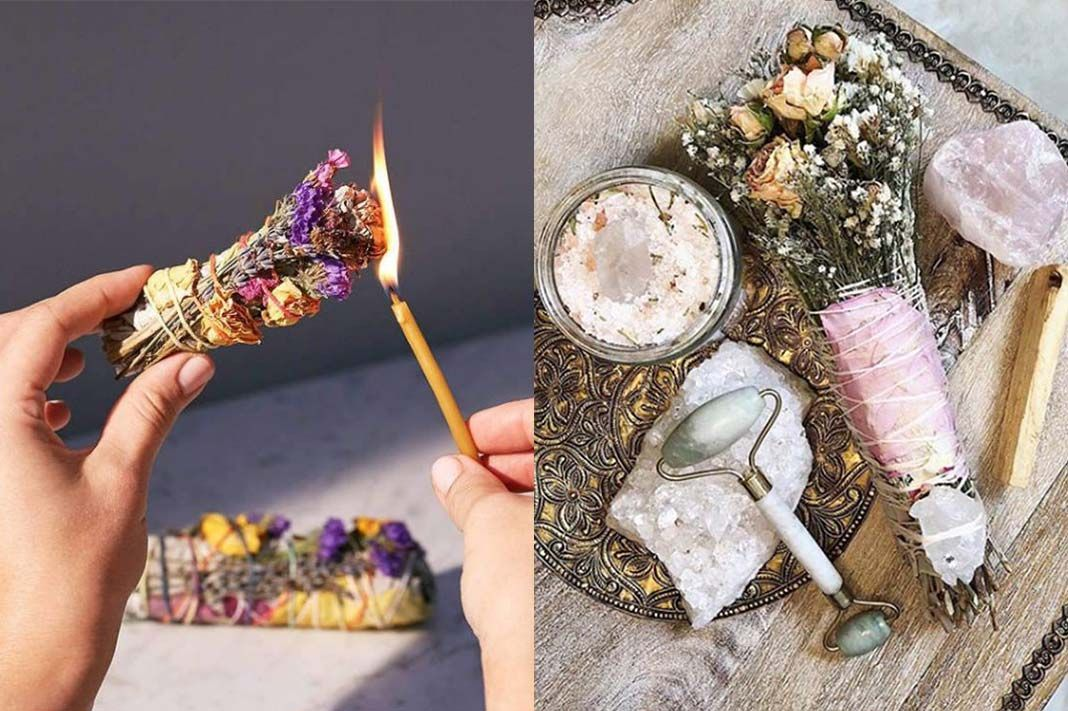 Sage, Palo Santo, Incense, Oh My! Here's What to Burn And