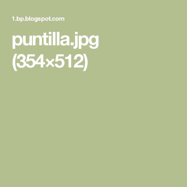 puntilla.jpg (354×512)
