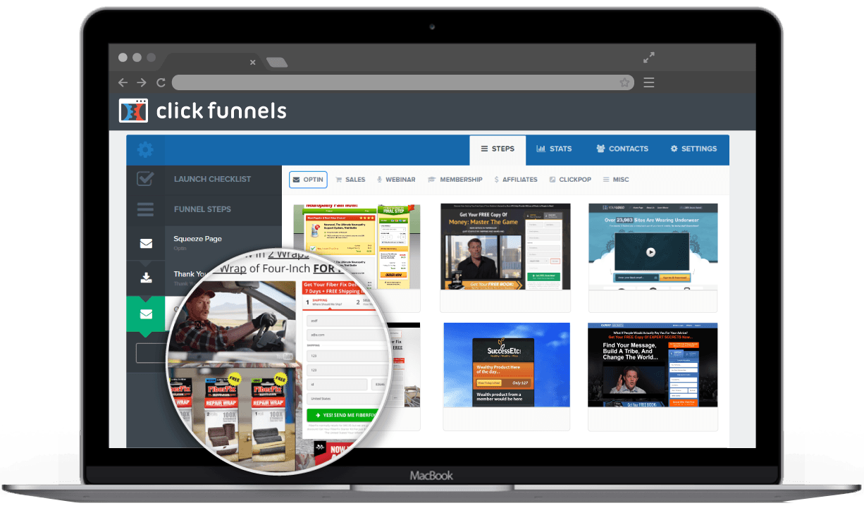 Unknown Facts About Clickfunnels Free