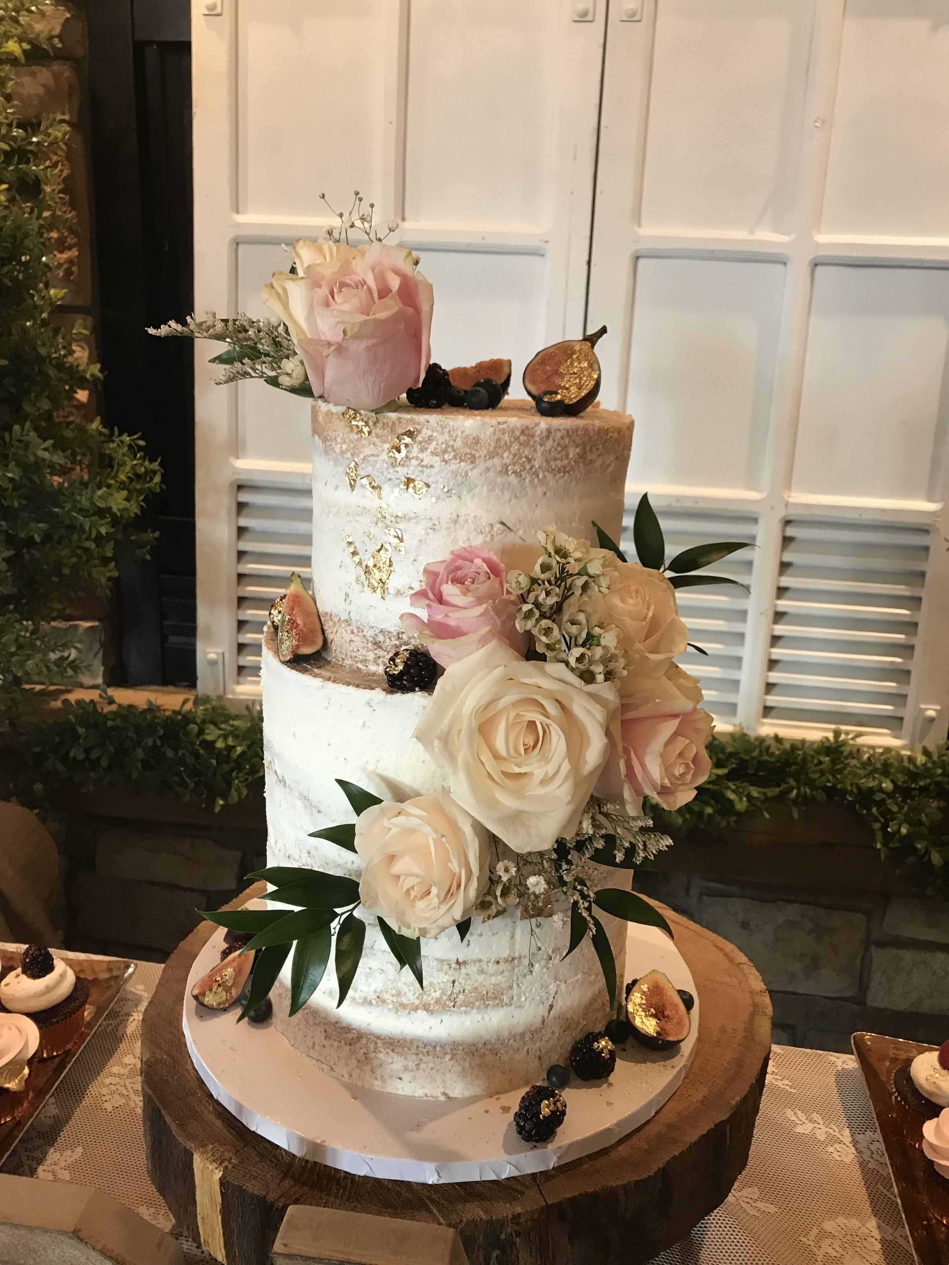 Naked Cake Bridal Shower
