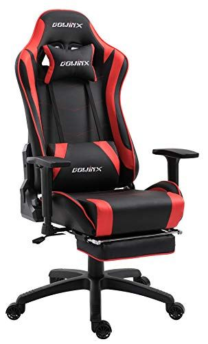 Surprising Dowinx Chaise Gaming Ergonomique Pour Chaise De Jeu Lamtechconsult Wood Chair Design Ideas Lamtechconsultcom