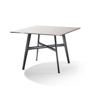 Dedon Seax Esstisch Quadratisch 100x100 Cm Seax Outdoor Loungemobel Esstisch Quadratisch Gartenmobel Design Quadratische Tische