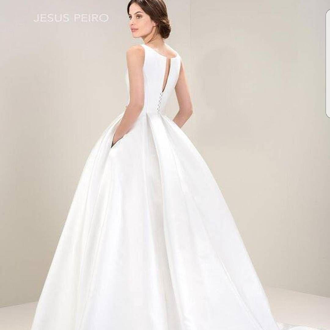 Traumhafte Brautkleider aus der neue Kollektion 2018 Jesusu Peiro T ...
