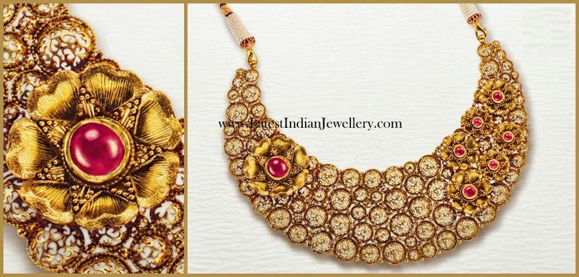 Azva Gold Bridal Gold Jewellery
