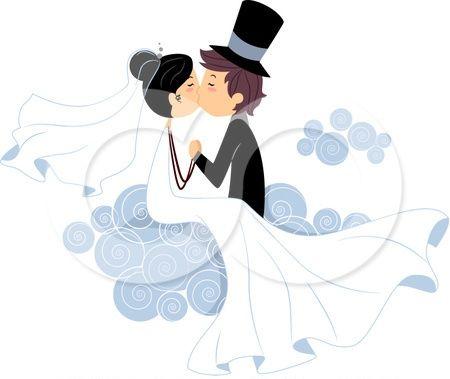 novios boda dibujo divertidos  Buscar con Google  Cumpleaos