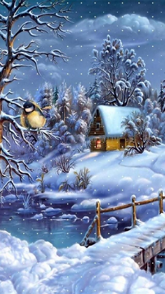 Christmas iPhone Wallpapers Bing images Wallpaper