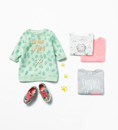 Shop by look-Baby girl (3 months - 3 years)-KIDS | ZARA ...