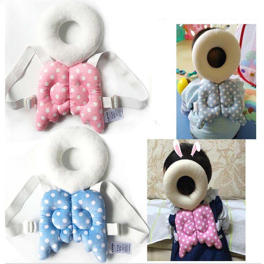 Baby Head protection pad Toddler headrest pillow baby neck