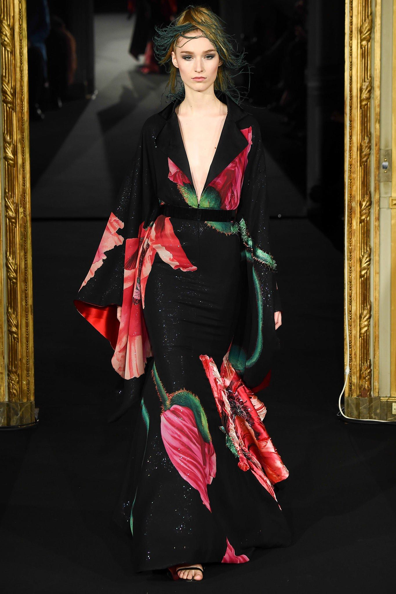 Alexis Mabille Spring 2015 Couture Fashion Show