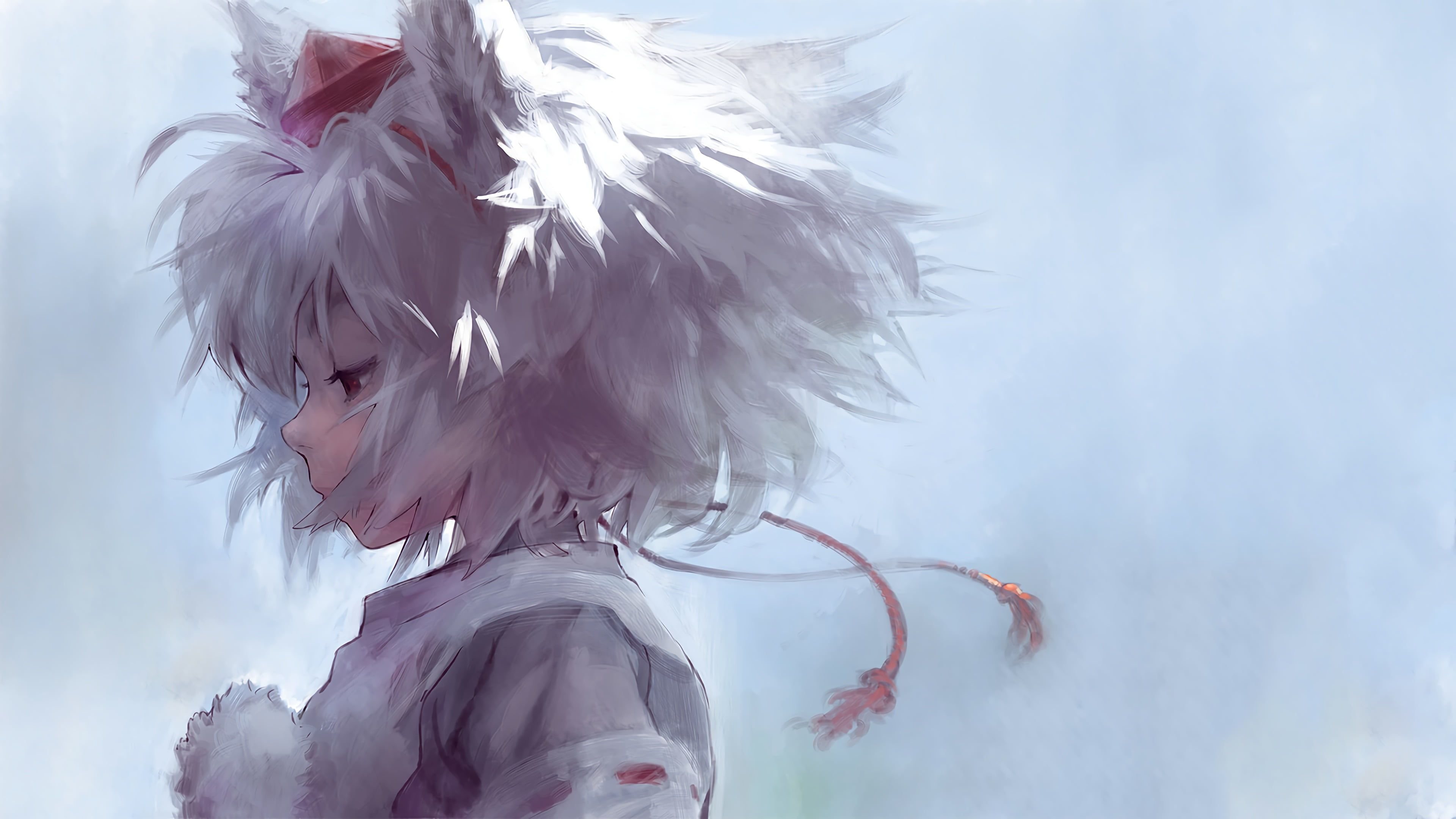 touhou project art Touhou anime girls simple background
