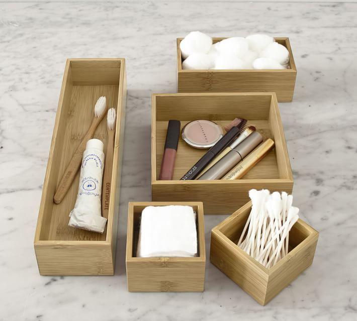 Toothbrush Storage Drawer