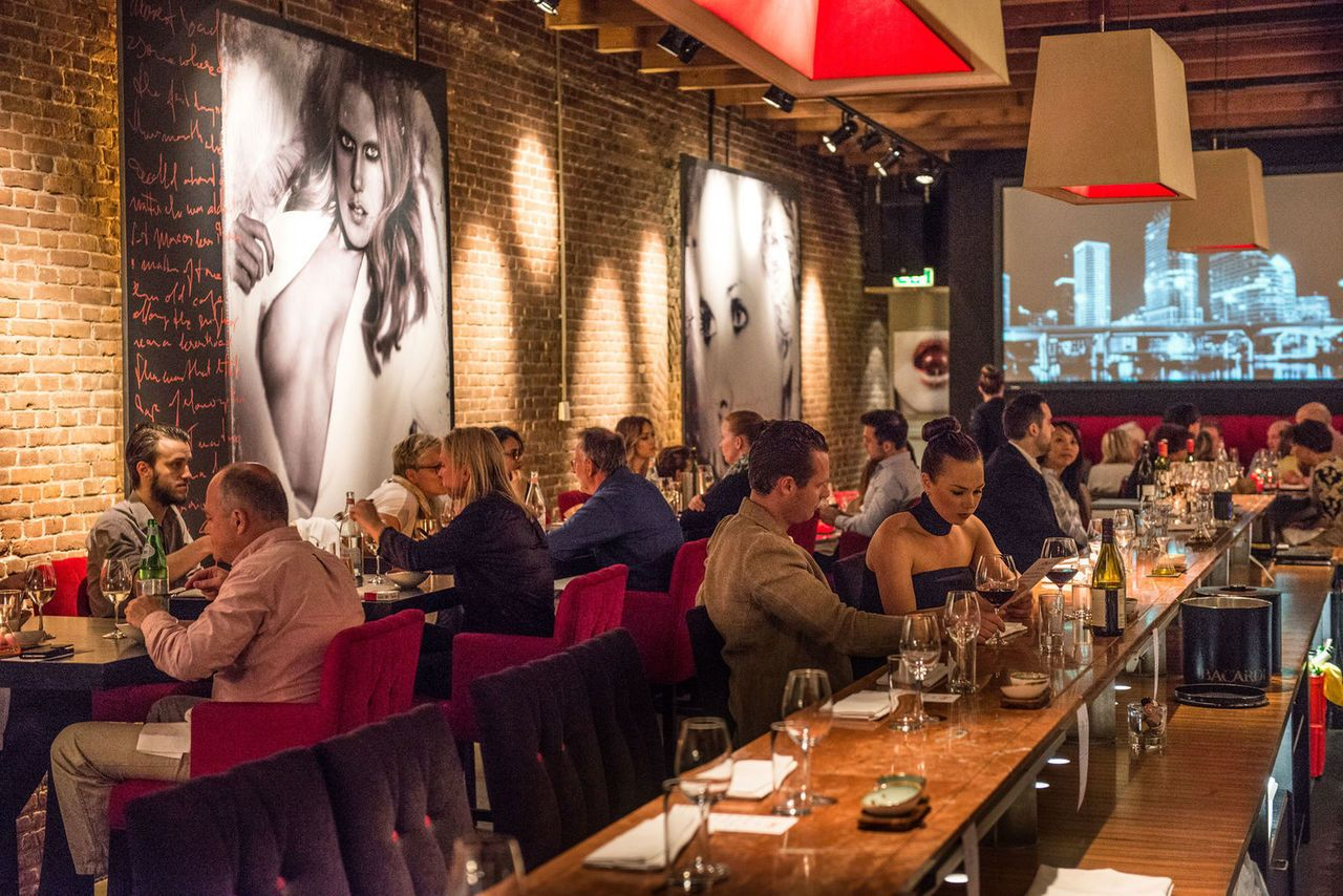 Rosso Rotterdam Red Restaurant Music Party Drinks Food Dinner Diner Lunch Delicious Rotterdam
