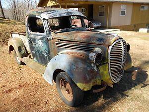 1938 Ford Truck >> 1938 Ford Truck Maintenance Restoration Of Old Vintage