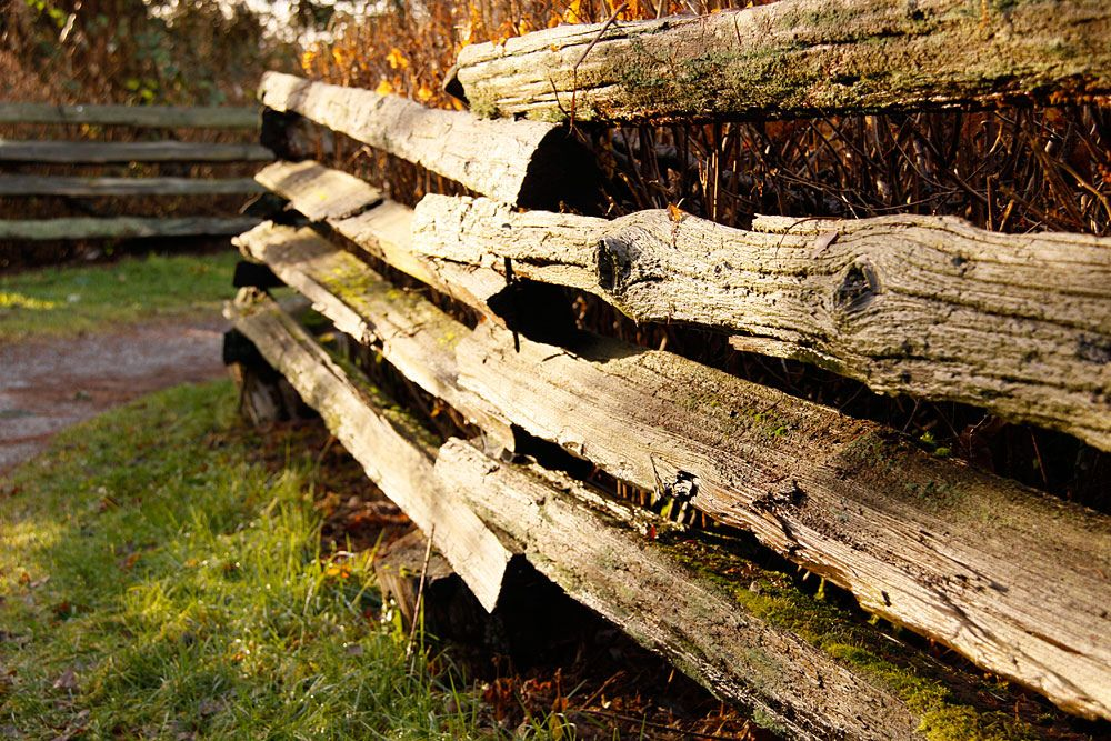 How to install split rail fence fence landscaping easy