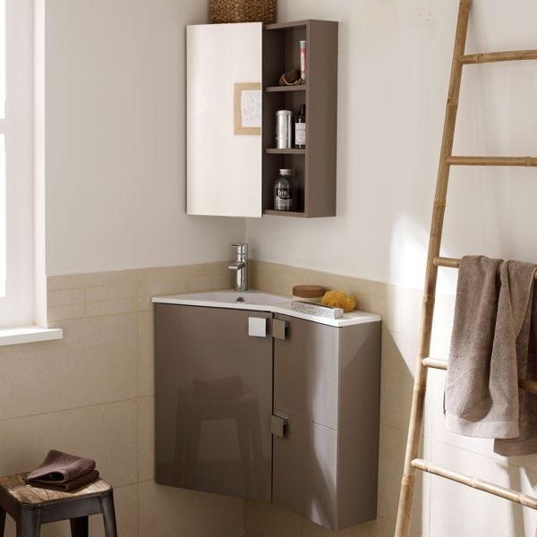 Meuble Corner Leroy Merlin   Déco salle de bains   Pinterest